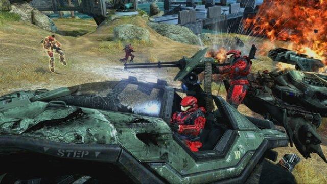 Gioco incrociato per PC Halo Reach
