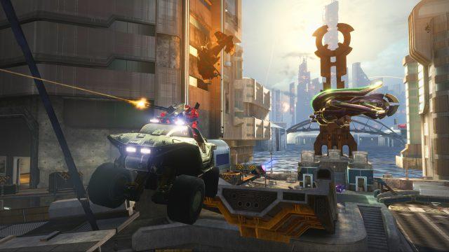 Differenze preimpostate per le impostazioni grafiche del PC Halo Reach