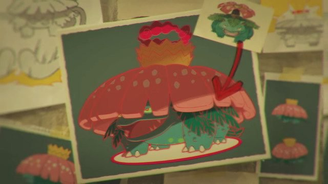 Pokemon Spada e scudo Big Ol Bulbasaur