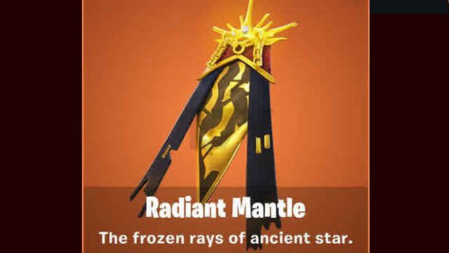 Come sbloccare il Radiant Mantle Back Bling in Fortnite