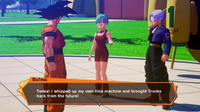 Dragon Ball Z: Kakarot Endgame Content