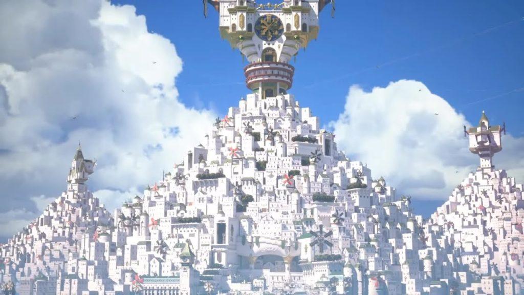 Kingdom Hearts 3 ReMind Scala Ad Caelum Soluzione