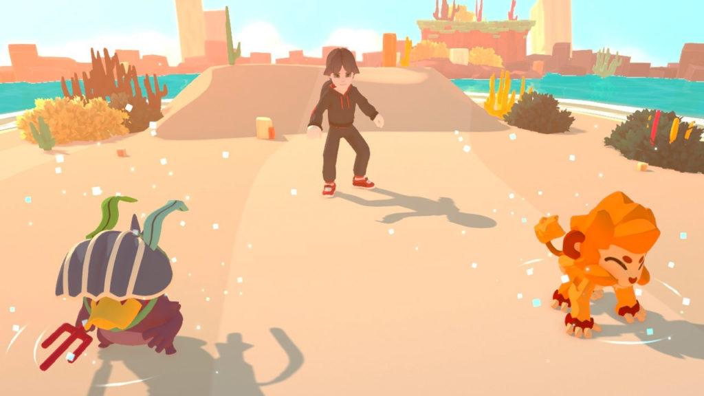 """Temtem eredita solo """"alcuni"""" gameplay Pokemon di base, tutto il resto è originale"""
