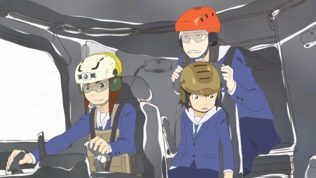 Tieni le mani lontane dalla data di uscita di Eizouken episodio 7