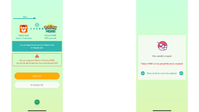 Trasferimento di Pokemon Home da Pokemon Bank (1)