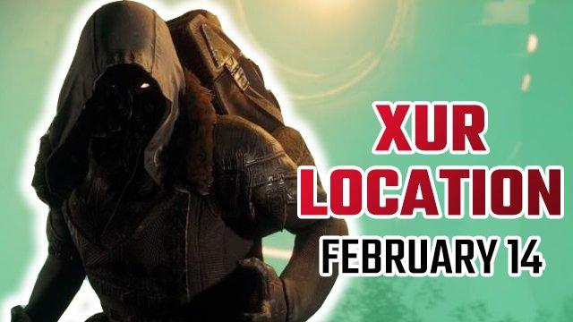 Destiny 2 Xur Posizione   Dov'è Xur oggi e cosa sta vendendo? (14 Febbraio)