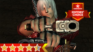 Box art - Devil May Cry 3: Dante