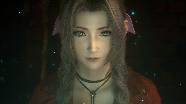 Aerith in Final Fantasy 7 Remake ha subito una riprogettazione dall'ultima volta che abbiamo visto l'apertura