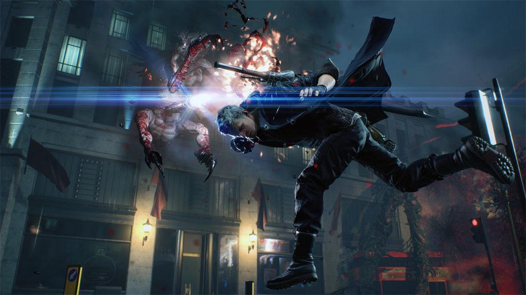 Devil May Cry 5 vende un altro milione per diventare il best-seller del franchising