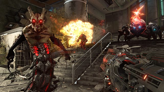 Doom Requisiti minimi di sistema eterno consigliati