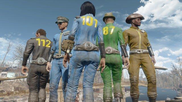 Fallout 76 Livelli di reputazione e premi fazione