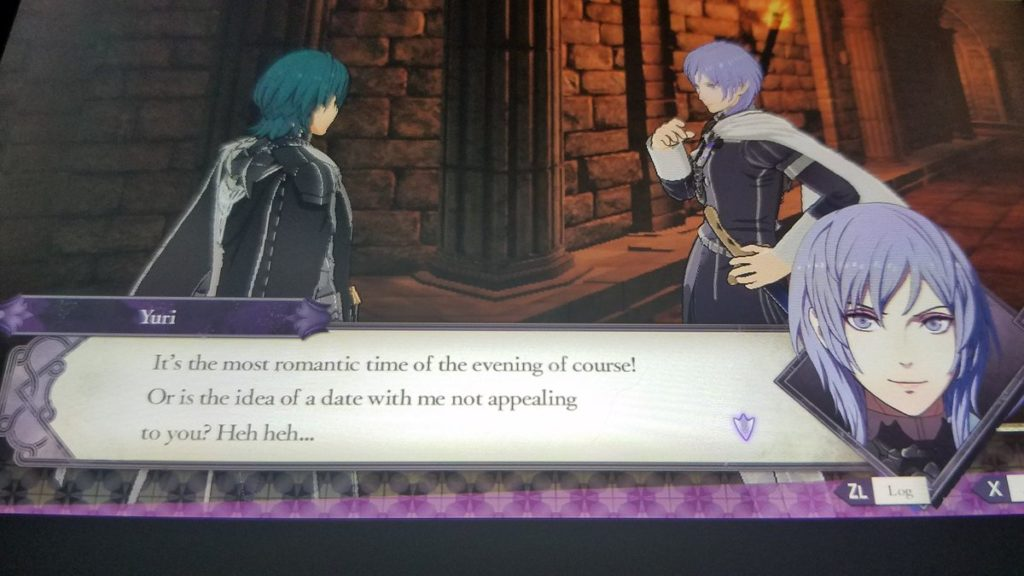Fire Emblem Three Houses Cindered Shadows Chapter 3