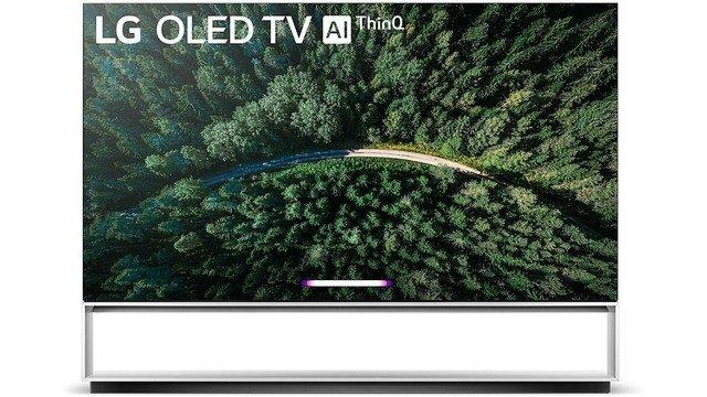 TV LG OLED 8K