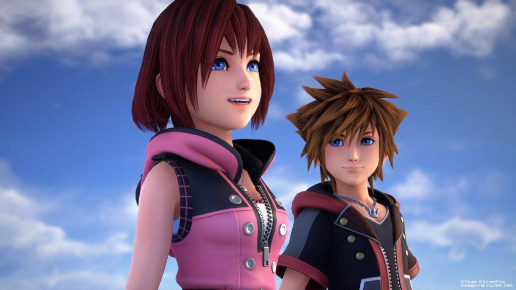 Kingdom Hearts 3 Update 1.10 è attivo, vari problemi risolti