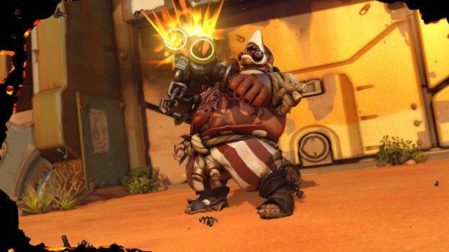 Overwatch Roadhog Rework Whole Hog