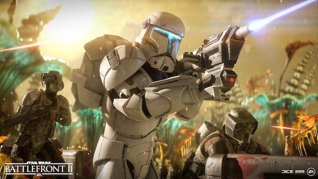 Note sulla patch di aggiornamento di Star Wars Battlefront 2 1.45