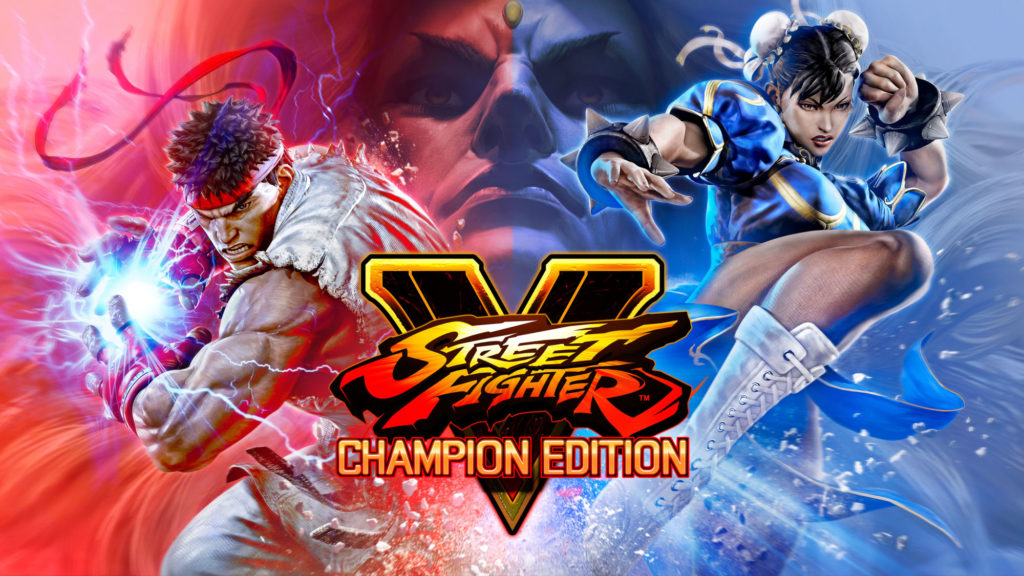 Rilascio Street Fighter V aggiornamento 3.01, Champion Edition