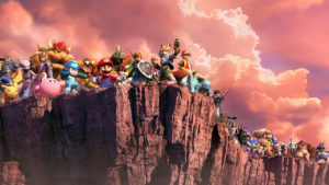 Super Smash Bros. Ultimate guida le registrazioni Evo 2020