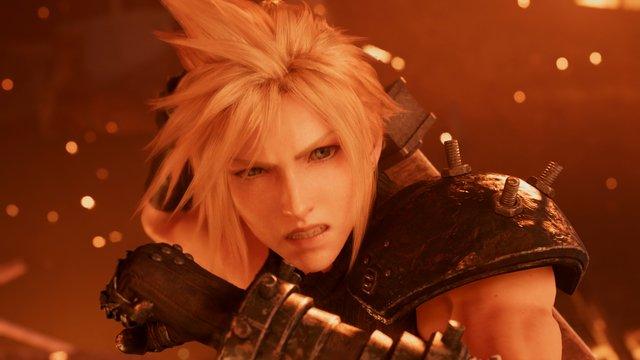 Box art - Final Fantasy 7 Remake
