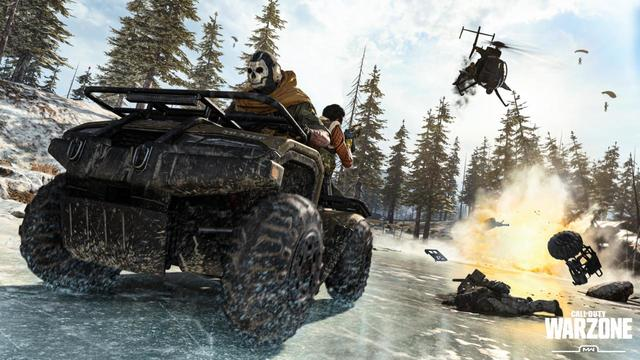 Cosa sono le cache in Call of Duty: Warzone?
