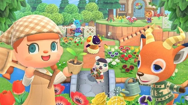 Come cambiare le sopracciglia in Animal Crossing: New Horizons