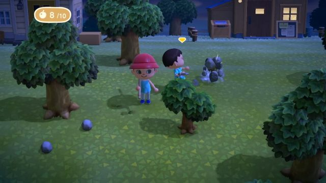 le rocce tornano in Animal Crossing: New Horizons