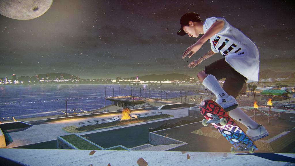 Suggerimenti EA su New Open-World Skate 4, contenuti creati dagli utenti, molta personalizzazione