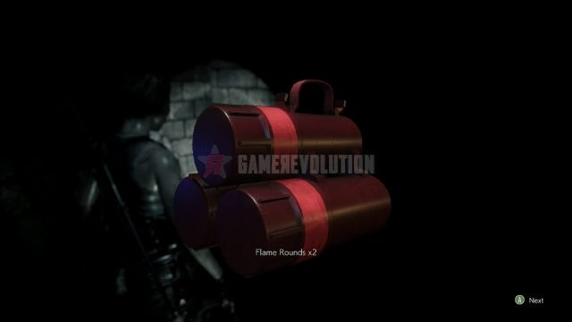 Resident Evil 3 Coro Remake Granate a fiamma