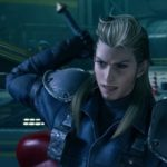 Final Fantasy 7 Remake Roche Motorcycle Chase