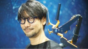 Metal Gear Solid Success Preso Hideo Kojima di sorpresa