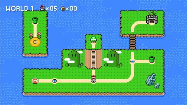 Aggiornamento Super Mario Maker 2 3.00