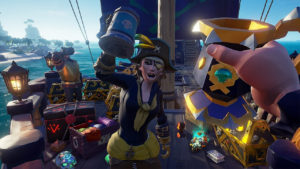 Sea Of Thieves affiora su Steam con Cross-Play
