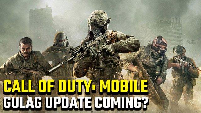 È in arrivo un aggiornamento di Call of Duty: Mobile Gulag?