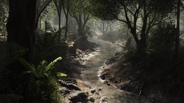 Battlefield 5 1,34 PS4 Update patch jungle
