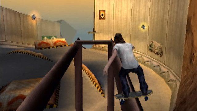 Tony Hawk's Pro Skater 3 Rotaie rimasterizzate