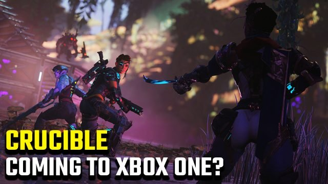 Crucible Xbox One