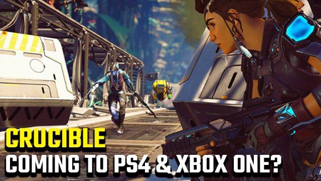 Crucible PS4 e Xbox One sono in arrivo?