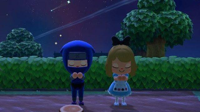 Quando viene generato un NPC speciale di Animal Crossing? stelle