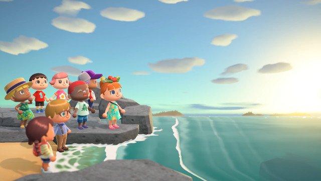 Animal Crossing: New Horizons 1.2.1 Note sulla patch di aggiornamento