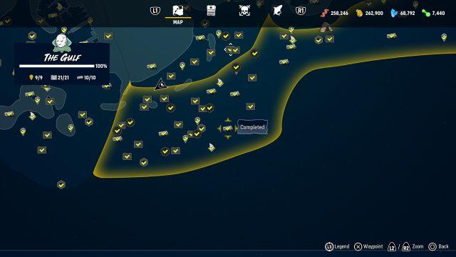 Guida al trofeo Maneater e roadmap maneater gulf parte da collezione