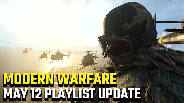 Aggiornamento Playlist di Modern Warfare Dirty Old Houseboat | 12 maggio