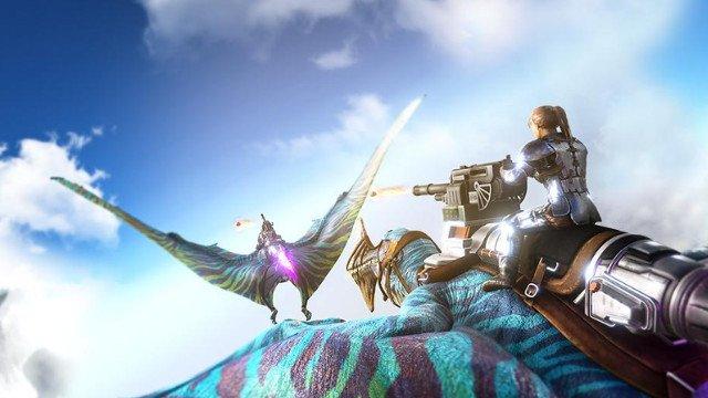 Ark: Survival Evolved è probabilmente il prossimo gioco gratuito Epic Games Store