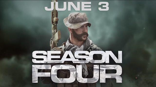 Call of Duty: Modern Warfare Stagione 4 Data di inizio | Quando viene rilasciato?