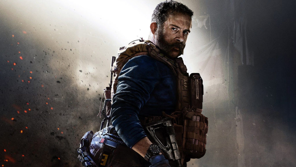 Captain Price Teasing For Modern Warfare Stagione 4
