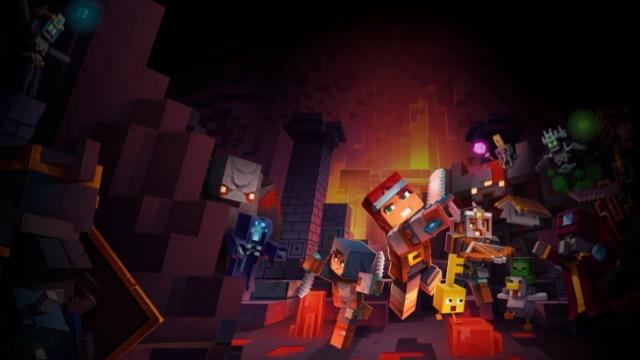 """Correzione dell'errore """"Impossibile verificare la proprietà del gioco"""" di Dungeon di Minecraft"""