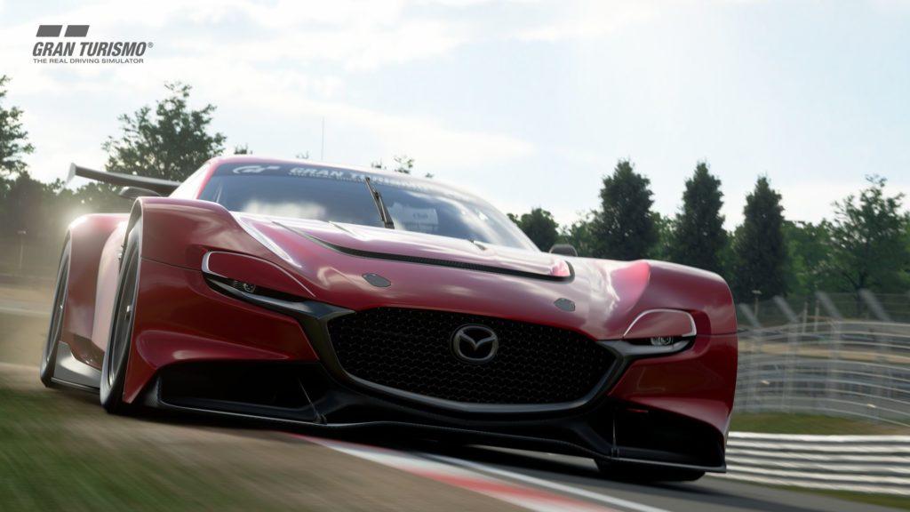 Gran Turismo Sport Update 1.59 Is Live, Mazda RX-Vision GT3 Concept
