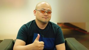 Resident Evil 2 and Devil May Cry designer Hideki Kamiya