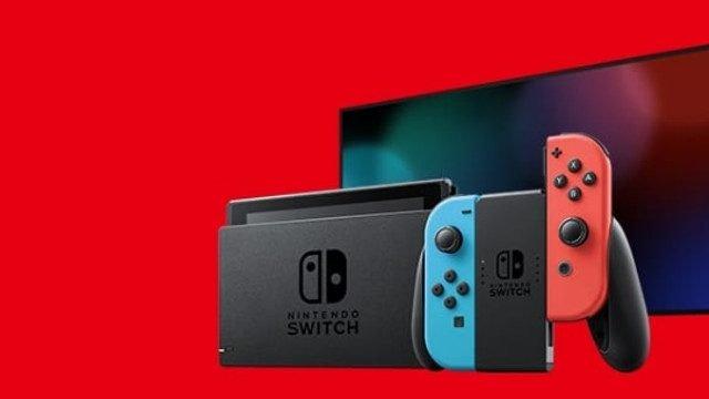 console di nuova generazione vs. Nintendo Switch rosso