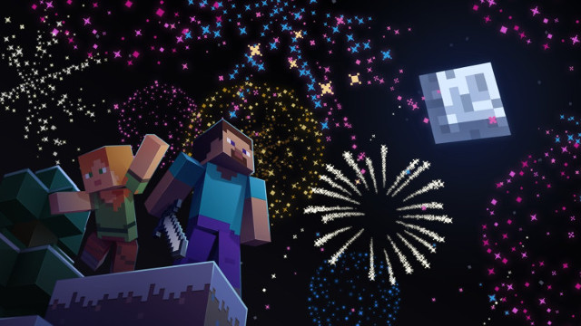 Le vendite di Minecraft hanno raggiunto 200 milioni di copie – e oltre la metà sta giocando