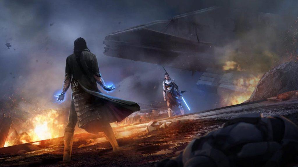 Nessun nuovo Titanfall significa rilascio Quick Jedi Fallen Order 2?